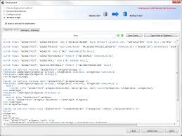 Alter Table Modify Column Oracle Comparing Two Oracle Schemas And Deploying Changes Simple Talk