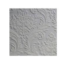 Textured Wallpaper Ceiling by Graham U0026 Brown White Paintable Wallpaper 12024 The Home Depot
