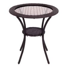 Table Glass Top Patio Tables Outdoor Tables Sears