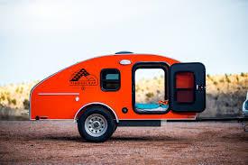 offroad travel trailers timberleaf teardrop trailers