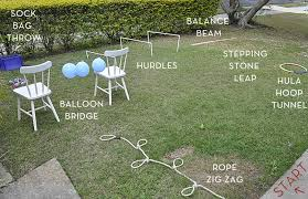 Backyard Obstacle Course Ideas Backyard Obstacle Course Ideas Be A Backyard Obstacle