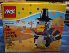 thanksgiving legos lego turkey ebay