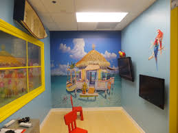 office 19 murals pediatric office decor waiting room office