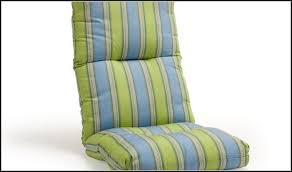 High Back Patio Chair High Back Patio Chair Replacement Cushions Patios Home