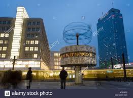 berolina house world time clock hotel park inn tram at the