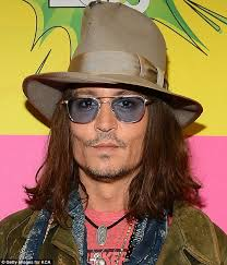 Blind People Glasses Johnny Depp Reveals The Real Reason Behind His Famous Tinted