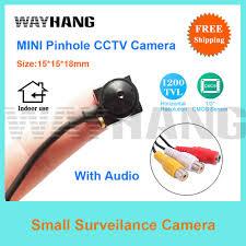 free shipping 3 7mm pinhole lens 1200tvl mini hidden cameras cmos