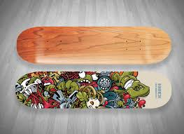 skateboard designen gold coast logo website and letterhead and stationary design