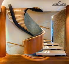 Custom Staircase Design Curved Stairs Curved Staircase Circular Staircase