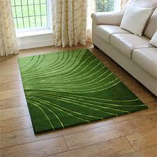 mint green rugs bring spring into your living room interiors
