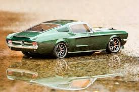 mustang 4 wheel drive your own with this cool vaterra rc mustang