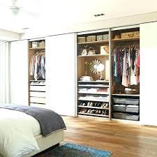 Bedroom Closet Sliding Doors Closet Sliding Closet Doors For Bedrooms Ideas For Sliding