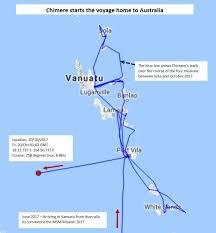 Vanuatu Map Bringing Her Home Medical Sailing Ministries