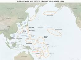 Map Of Aleutian Islands Guadalcanal The Battle That Sealed The Pacific War Geopolitics