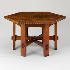 Gustav Stickley Desk Gustav Stickley Library Table American The Met