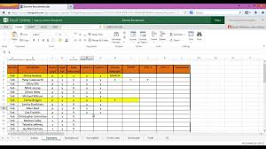 Multi User Spreadsheet How To Edit Documents In Sharepoint Multi User