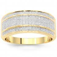 gold wedding band mens mens wedding rings gold with diamonds wedding corners