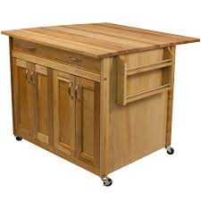 kitchen islands with butcher block tops catskill craftsmen kitchen island with butcher block top reviews
