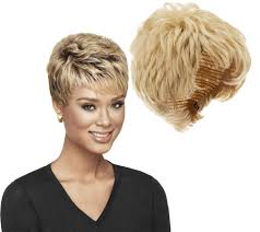 halloween city wigs luxhair by sherri shepherd textured pixie cut wig page 1 u2014 qvc com