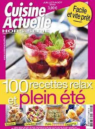 hors s駻ie cuisine actuelle cuisine actuelle magazine maison design endkal com