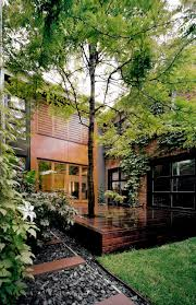 this montreal courtyard house is an oasis in the city sharp magazine