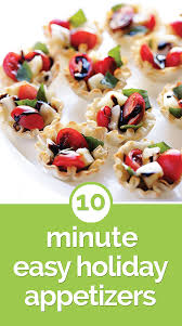 holiday appetizers 11 easy holiday appetizers you can make in 10 minutes holidays