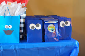sesame street party james u0027 cookie monster first birthday bash