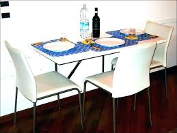 drop leaf dining table with storage folding wall chair folding dining table attached to wall drop leaf