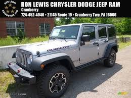 2017 silver jeep rubicon 2016 billet silver metallic jeep wrangler unlimited rubicon hard