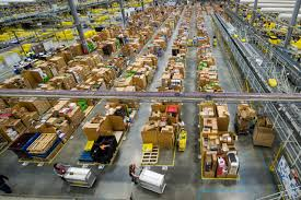 how to watch item on amazon black friday watch the amazon warehouse prepare for black friday aol uk money