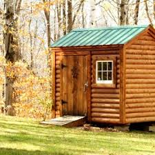 Backyard Wood Sheds by Garden Shed Kits Outdoor Wood Sheds Jamaica Cottage Shed