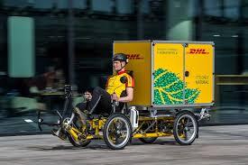 sede dhl torino il corriere dhl sperimenta la cargo bike mobilita org