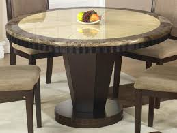 Granite Dining Room Tables Dining Tables Glamorous Round Granite Dining Table Marvellous
