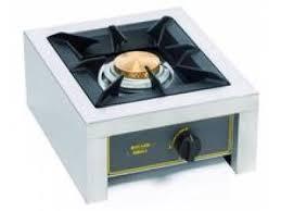 gaz cuisine réchaud de cuisine à gaz 1 brûleur roller grill
