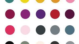 palette de couleur peinture pour chambre peintures de couleur par ici le nuancier côté maison