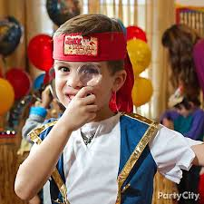 jake and the neverland pirates birthday idea party city