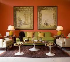 orange livingroom 15 lively orange living room design ideas rilane