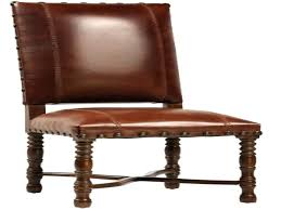 leather dining room chairs with nailheads leather dining chairs