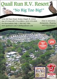 Seasonal U0026 Rv Sales Holiday Shores Hudson Florida Rv Parks Hudson Campgrounds Rv Camping In