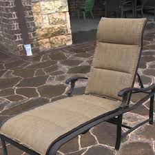 Halcyon Patio Furniture Chair Care Patiobest Source For Cushions U0026 Slingspatio Sling