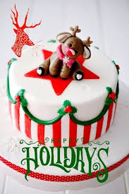 Christmas Cake Decorations Edible by 571 Best Christmas Cakes Cupcakes And Cookies Images On Pinterest