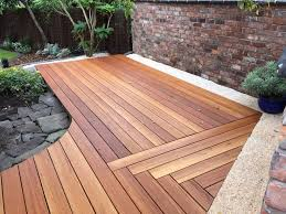 Garden Decking Ideas Uk Garden Decking Uk Best 25 Hardwood Decking Ideas On Pinterest