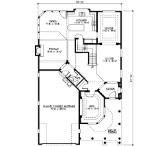 victorian style house plan 4 beds 2 50 baths 3415 sq ft plan
