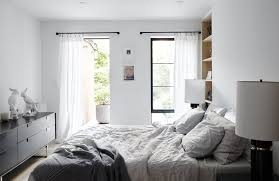 west elm bedroom lighting photo 4 of 10 in a fashionable couple remake their brooklyn
