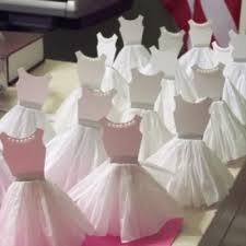 communion ideas cupcake wedding toppers diy paper dress cupcake toppers for