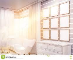 children u0027s room interior stock illustration image 75701282