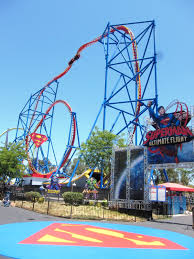 Six Flags Over Georgia Superman Ultimate Flight Newsplusnotes A Tale Of Two Head Coaches Baltimore And Superman