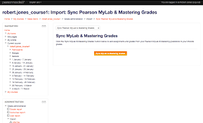 Lms Integration For Easy Access To Mylab U0026 Mastering