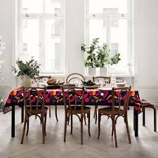 marimekko hattarakukka violet table cloth tablecloths