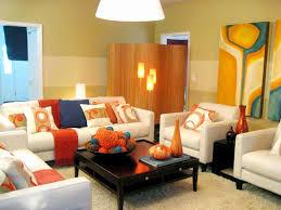 orange livingroom orange living room ideas orange sofa living room ideas blue and